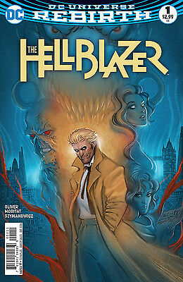 HELLBLAZER #1, New, First Print, DC REBIRTH (2016)