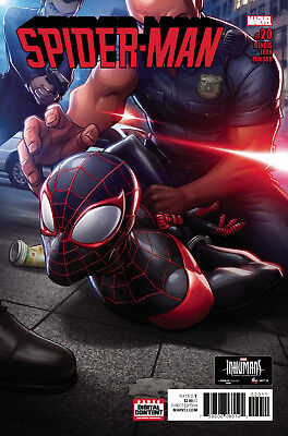 SPIDER-MAN #20, New, First Printing, Marvel (2017)