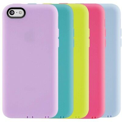 Fitted Case Cover for Apple iPhone 5C - SwitchEasy Numbers Series
