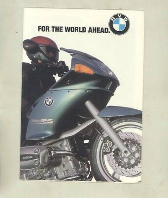 1994 BMW R1100GS R100GSPD R100RT R100R K1100RS Motorcycle Brochure Poster wz4655