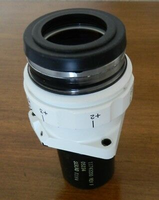 """War Surplus Eyepiece with 2"""" Barrel and extras"""