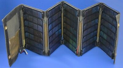 Arco ARMY/Marines Solar Power Module Model No. M-85 Military Issue 12V & 24V