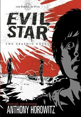 The Power of Five: Evil Star - The Graphic Novel (Paperback), Hor...