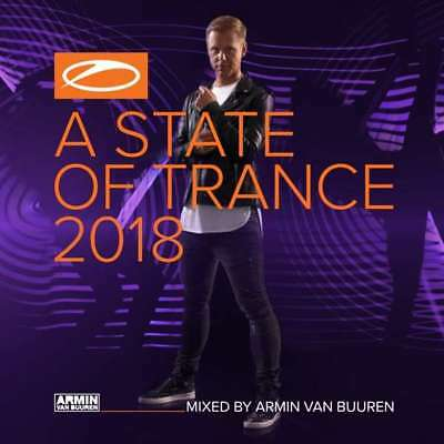 Buuren,armin Van - A State Of Trance 2018 NEW CD