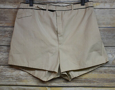 Vintage 50s 60s Campus Swim Trunks Board Shorts 42