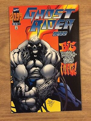Ghost Rider 2099 #25 1994 VF to NM  Marvel