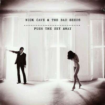 Cave Nick & The Bad Seeds - Push The Sky Away NEW CD