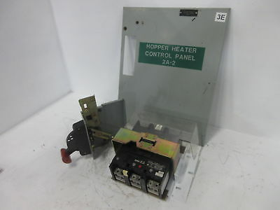 GE 8000 Series 225 Amp Main Breaker Type MCC Feeder Bucket 225A General Electric