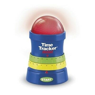 Learning Resources Time tracker  Schule,Arbeit, opt.+akust. Signal Ti(82128