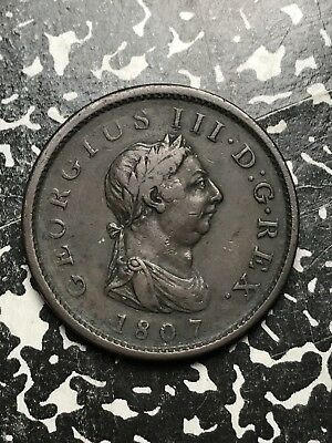 1807 Great Britain 1 Penny Lot#X6781