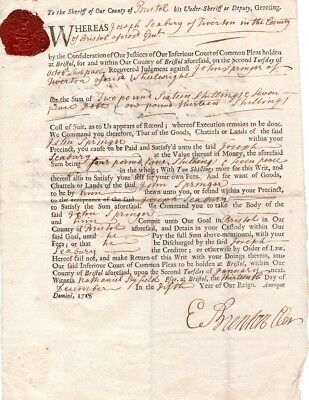 1718,Tiverton, R.I. ,Pay the bill or else, Colonel Charles Church, E. Brenton