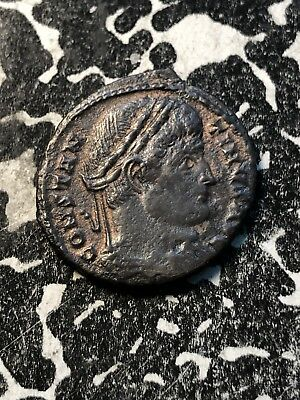 (335) Constantine II? Ancient Roman Coin AE Lot#A187 ~19mm