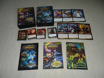 World of Warcraft Trading Game Cards - 2x Starter Deck