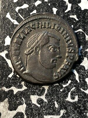 Unidentified Ancient Roman Coin AE Lot#A225 ~22mm You ID!