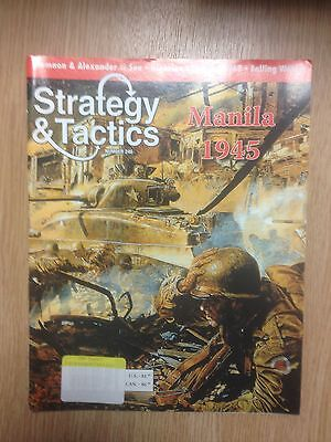 Strategy & Tactics Magazine - No 246 - Oct / Nov 2007 - Magazine Only