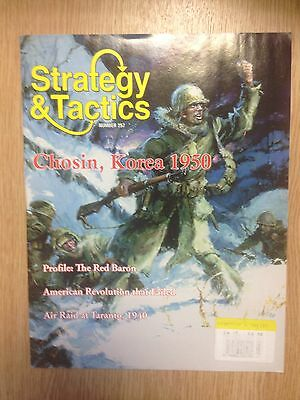 Strategy & Tactics Magazine - No 257 - Jul / Aug 2009 - Magazine Only