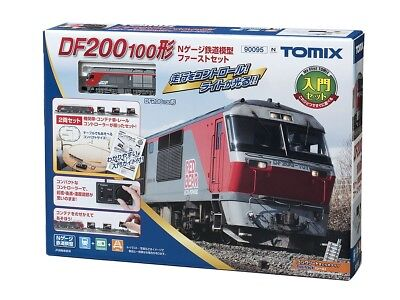 Tomix 90095 Diesel Locomotive Type DF200-100 My First Tomix Set (N scale)
