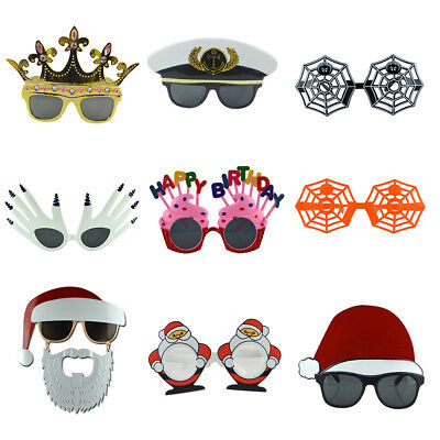 1Pc Funny Costume Party Eyewear Glasses Bat Hands Masquerade Eyeglasses Sanwood