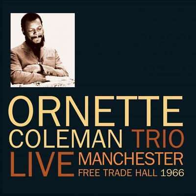 ORNETTE COLEMAN TRIO - Live Manchester Free Trade Hall 1966 neuf X2 CD