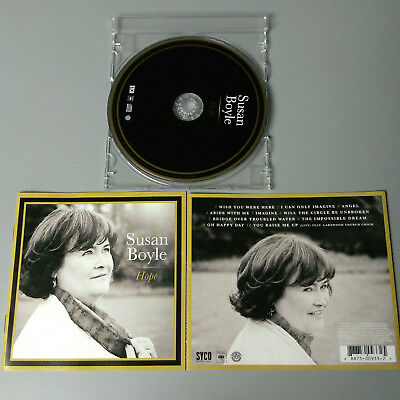 Susan Boyle - Hope 2014 USA CD MINT #1366*