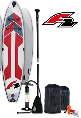 "F2 Speed 11,5 "" SUP 350 cm Stand Up Paddleboard Komplett Set aufblasbar 2018 NEU"