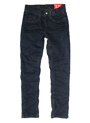 S.OLIVER Jeans / Hose Reg Fit & Skinny Leg Gr. 134-176 in dark denim 59Z8 0619
