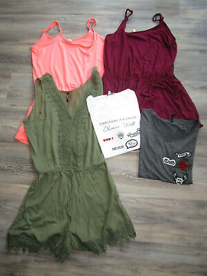 Set Jumpsuits und Shirts, Gr. L ( 176)