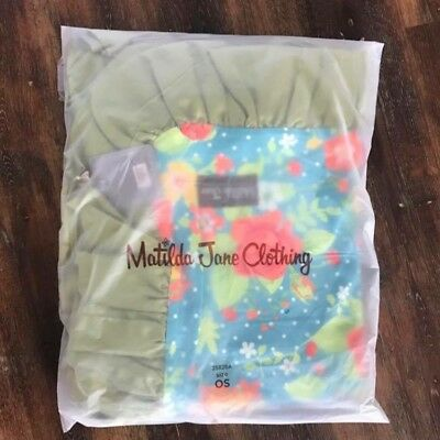 Matilda Jane Clothing Wish You Were Here Camp MJC blanket spring 2018 BNIB
