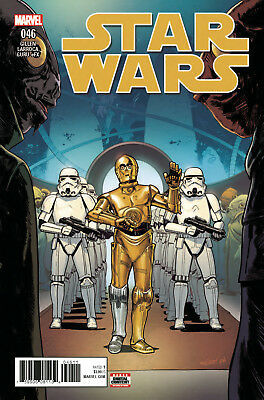 STAR WARS #46, Marvel Comics (2018)