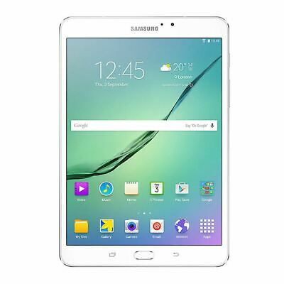 """Samsung Galaxy Tab S2 8"""" Tablet Octa-Core Exynos Android Wi-Fi 3GB 32GB White"""