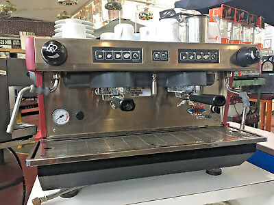 Reneka Viva II/650 - 2 Group Espresso Machine