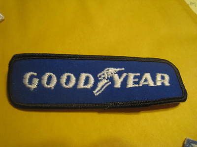 Vintage NOS  Goodyear jacket  patch