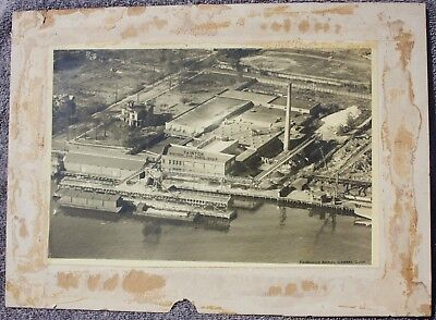1920 Taintor Whiting & Paris White Paint Factory Elm Park Staten Island NY Photo