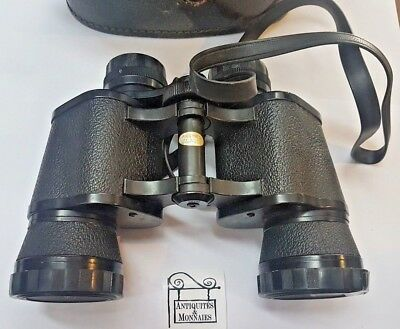 Antique Pair Of Binoculars Perl Super Luxe 8X40 - Ref35564