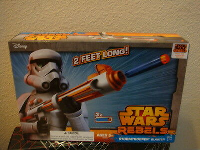 Star Wars Clone Hasbro Nerf Rebels Stormtrooper Blaster Trooper Disney