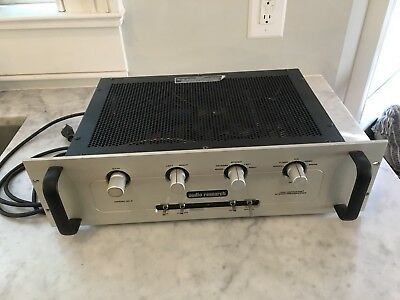 Audio Research SP9 MkII Preamplifier - Nice!