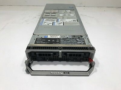 Dell PowerEdge M630 Dual Xeon E5-2630v3 2.4Ghz 8-Core Blade Server