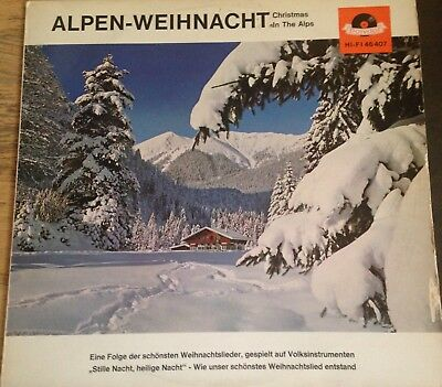 Herbert Manfred Hofmann: Alpen - Weihnacht / Christmas In The Alps - Polydor