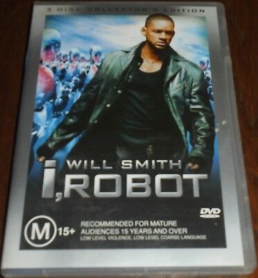 I, Robot Dvd 2 Disc Collector's Edition (Region 4)