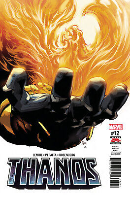 THANOS #12, Marvel Comics (2017)