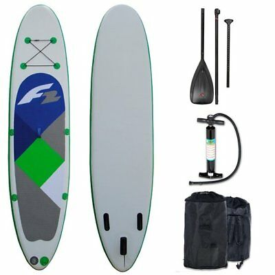 "F2 FREE 11,5 "" SUP Komplett Set Stand Up Paddleboard inkl. Bag & Paddel 2018 NEU"