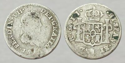 * Amazing !! * Colonial Silver Coin !!!
