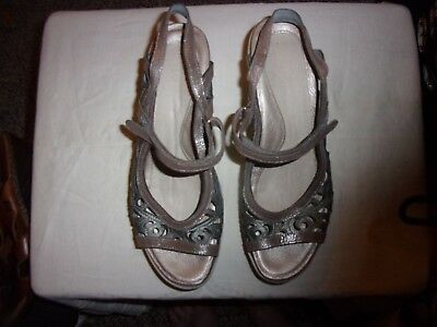 NAOT Wedge  Heels  Shoes   Size 39