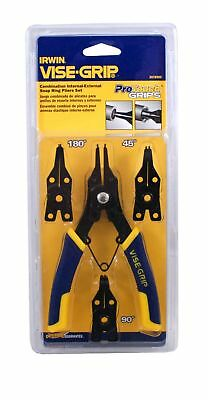 Irwin Vise-Grip Convertible Snap Ring Pliers (2078900)