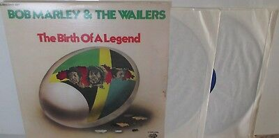 Bob Marley & The Wailers – The Birth Of A Legend 2LP Set , US Pressung