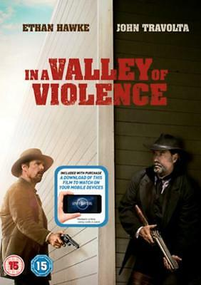 In A Valley Of Violence - Sealed NEW DVD - John Travolta
