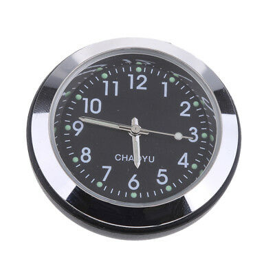 Clock Stylish Alarm Clock with Metal Stand Ornament Clock for Car, Boat Etc.
