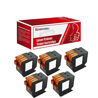 Compatible 5PK ISINK34 IMINK34 4135554T Red Inkjet Cartridge For Neopost IS330