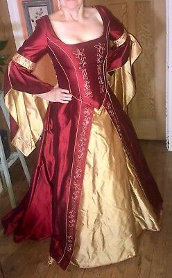 Tudor/Juliet dress ladies