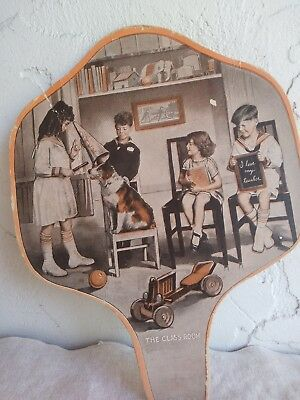 Vtg. Church / Funeral Director FAN/ Collectible. Ships USA